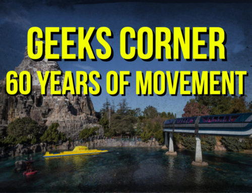 60 Years of Movement – GEEKS CORNER – Episode 938 (#456)