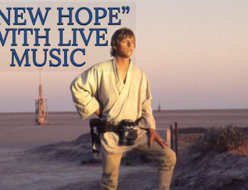 "Watch ""Star Wars: A New Hope"" with A Live Symphony in Costa Mesa this August"
