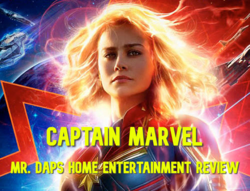 Captain Marvel – Home Entertainment Review by Mr. DAPs
