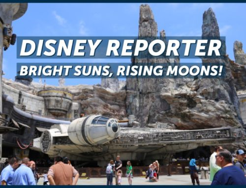 Rising Suns, Bright Moons! – DISNEY Reporter