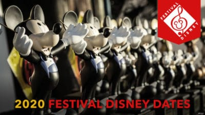 16th Annual Festival Disney Competition Announces 2020 Dates at Walt Disney World