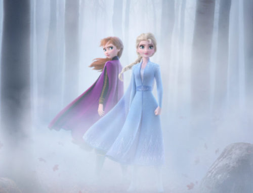 Disney Shares New Frozen 2 Poster Ahead of Trailer Release Tomorrow!