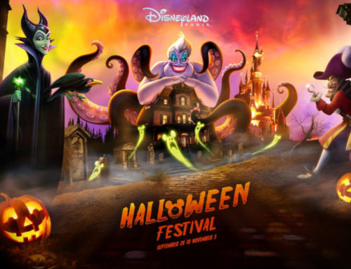 Experience a scary Halloween at Disneyland Paris from 28 September to 3 November 2019