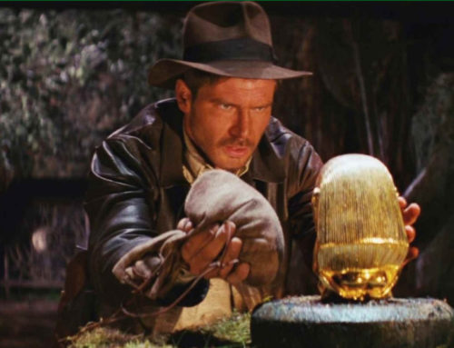 Indiana Jones and the Crystal Skull Scribe Returns to Indiana Jones 5