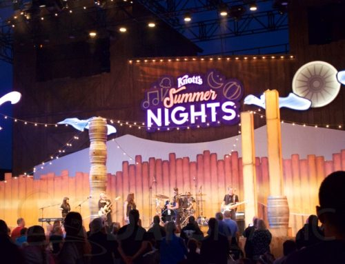 Knott's Summer Nights is a Great Way to Catch Some Favorite Bands Including Suburban Legends