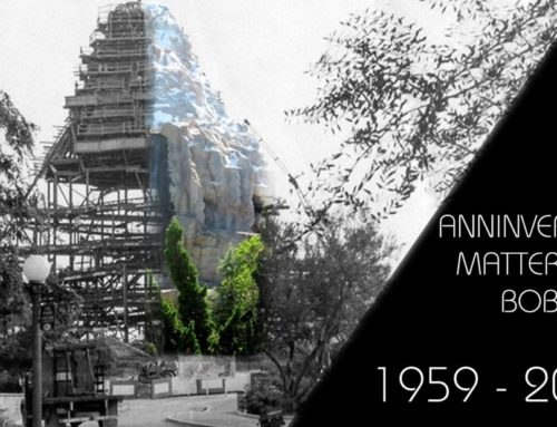 Matterhorn Bobsleds Then and Now – the 60th Anniversary of a Disneyland Original