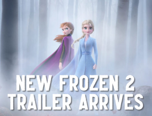 Disney Releases New Trailer and Images for Frozen 2