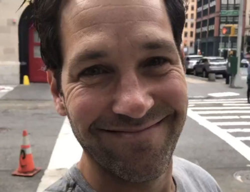 Paul Rudd Joins Ghostbusters 2020 Cast!