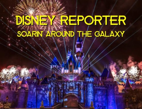 Soarin' Around the Galaxy – DISNEY Reporter