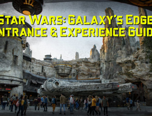Disneyland Resort Experience Guide to Star Wars: Galaxy's Edge Beginning June 24