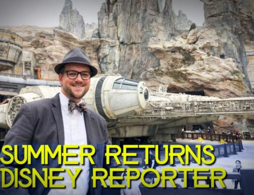 Summer Returns – DISNEY Reporter
