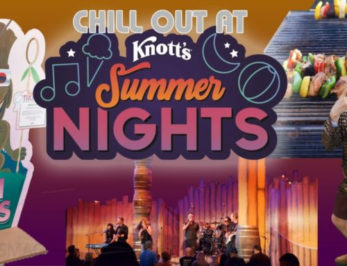 Cool Off This Summer at Knott's Summer Nights