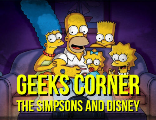The Simpsons and Disney – GEEKS CORNER – Episode 939 (#457)