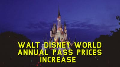 Walt Disney World Annual Pass Prices Increase Ahead of Star Wars_ Galaxy's Edge Opening This August