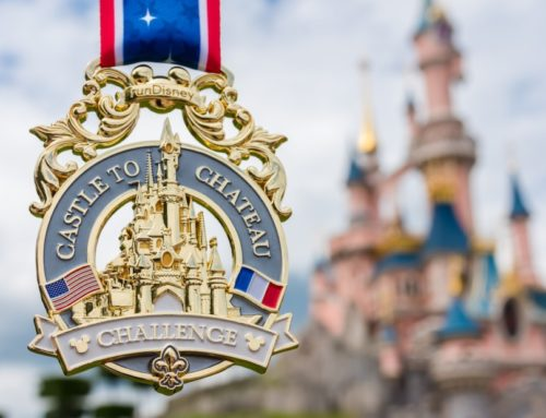 Magical runDisney Medals Revealed for 2019 Disneyland Paris September Run Weekend