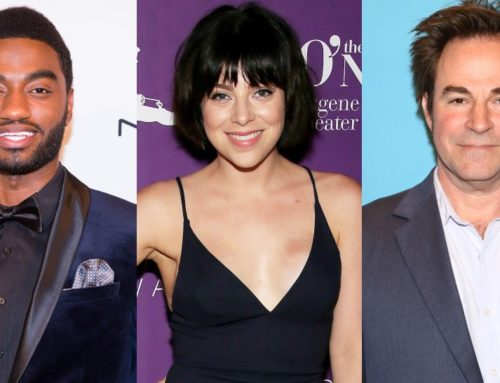 Disney's Hercules Coming to the Stage in New York Gets Stars in Jelani Alladin, Krysta Rodriguez, and Roger Bart