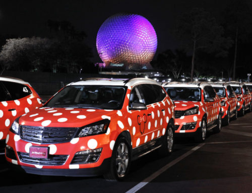 New Enhancements Come to Minnie Van Service at Walt Disney World as Service Celebrates Milestone.