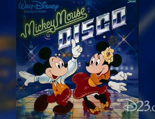 Disney Fans Celebrate 40 Years of Disco Mickey Album with Voice of Mickey Mouse Bret Iwan