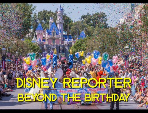 Beyond the Birthday – DISNEY Reporter