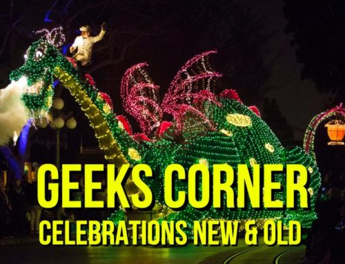 Celebrations New & Old – GEEKS CORNER – Episode 940 (#458)