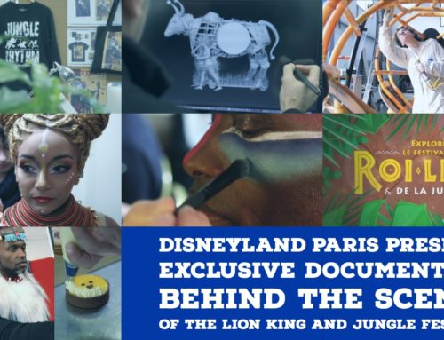 Disneyland Paris Presents Exclusive Documentary Behind the Scenes of the Lion King and Jungle Festival