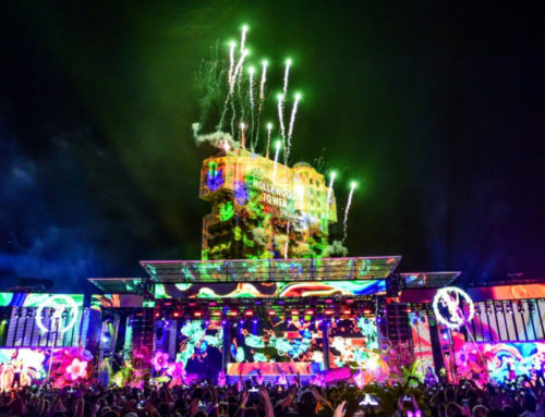 Electroland Returns to Disneyland Paris in 2020 for a 4th Edition