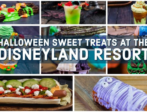 Disneyland Resort to Offer Unique Food and Beverages During Halloween Time Celebration!