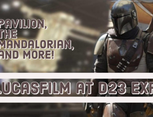 Lucasfilm to Host its First Pavilion and Provide Exclusive Sneak Peek of The Mandalorian Series at D23 Expo