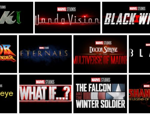 Marvel Unveils Phase Four Plans for Marvel Cinematic Universe!