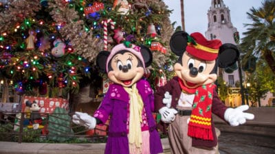 Disneyland Resort Will Let it 'Snow' With Festive Traditions and Sparkling Décor to Celebrate the Holiday Season, from Nov. 8, 2019 to Jan. 6, 2020