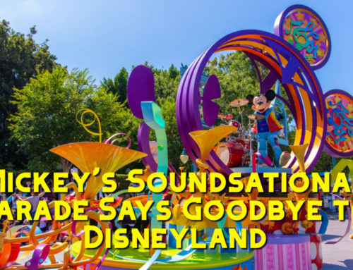 Mickey's Soundsational Parade Says Goodbye to Disneyland After 8 Year Run
