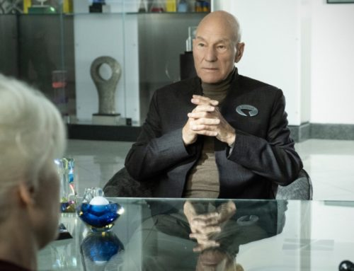First Star Trek: Picard Trailer Blends New and Old Around Jean-Luc