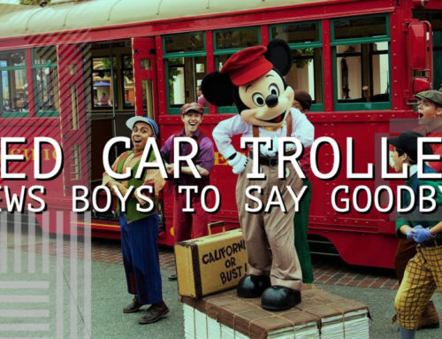 Red Car Trolley News Boys to Head Off to Hollywood For the Last Time on July 23rd