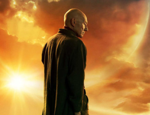 New Star Trek: Picard Poster Released Showing Jean-Luc's Pet!