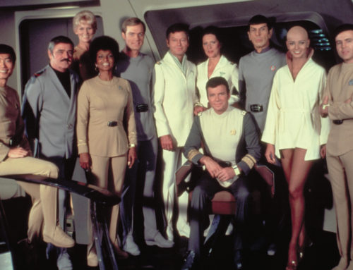The First-Ever 'Star Trek' Film Celebrates Its 40th Anniversary As 'Star Trek—The Motion Picture' Returns to the Big Screen for Two Days Only