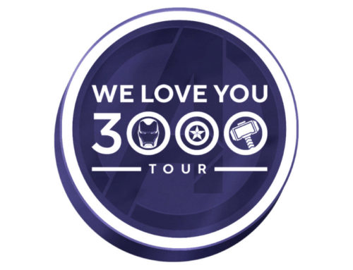 "Marvel Studios Celebrates The In-Home Release of ""Avengers: Endgame"" with the ""We Love You 3000"" Tour"
