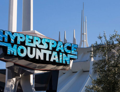 Hyperspace Mountain to Continue to Be Offered Through Halloween at Disneyland Resort