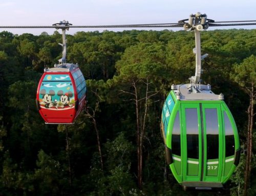Disney's Skyliner Gondolas Set to Open at the Walt Disney World Resort September 29th!