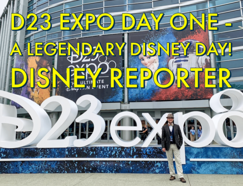 D23 Expo Day One – A Legendary Disney Day! – DISNEY Reporter