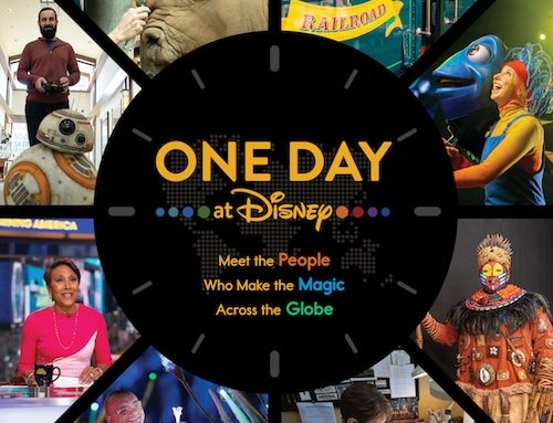 "The Walt Disney Company Announces ""Secret Project"" with ""One Day at Disney"""