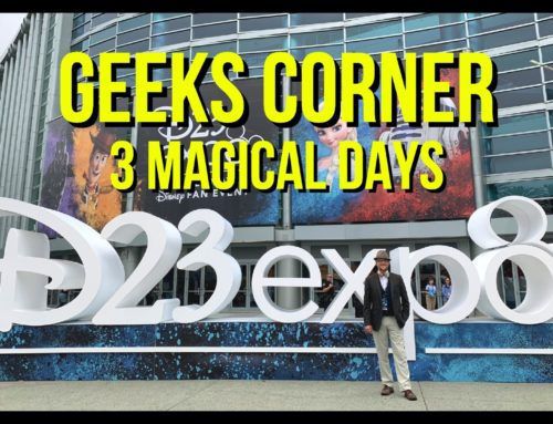 3 Magical Days – GEEKS CORNER – Episode 947 (#465)