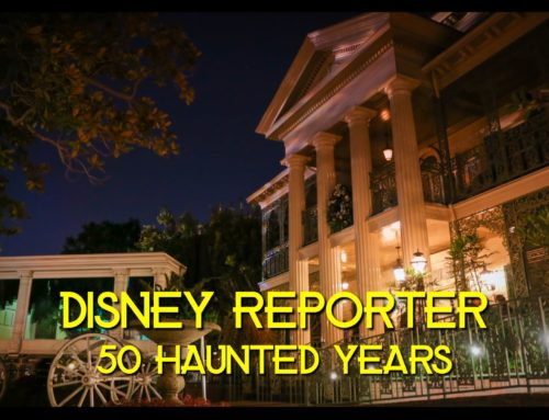 50 Haunted Years – DISNEY Reporter