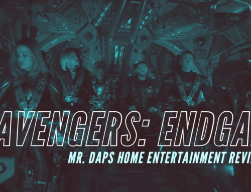 Avengers: Endgame – Mr. DAPs Home Entertainment Review