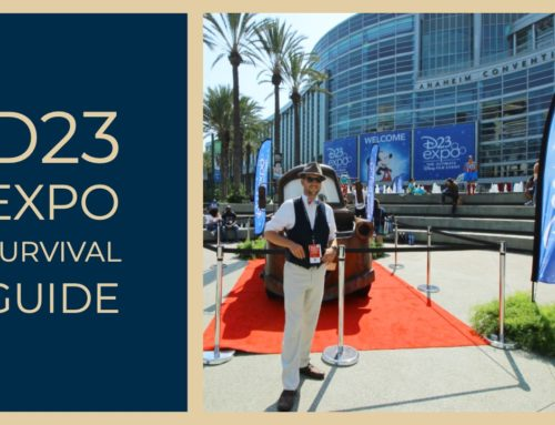 D23 Expo Survival Guide