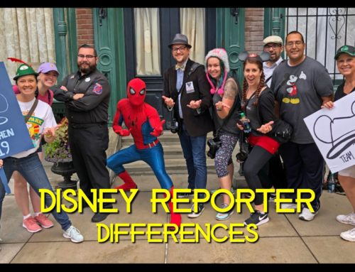 Differences – DISNEY Reporter