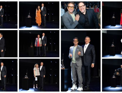 Magic, Memories, and Heart Showcased at D23 Expo's Disney Legends Ceremony