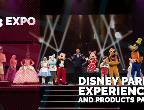 Disney Parks, Experiences and Products Chairman Bob Chapek Reveals the Next Generation of Storytelling  at Disney Parks at the D23 Expo