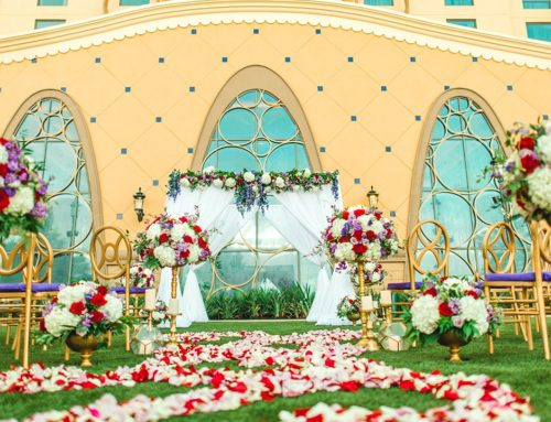 Walt Disney World Unveils New Wedding Locations at Disney's Coronado Springs Resort