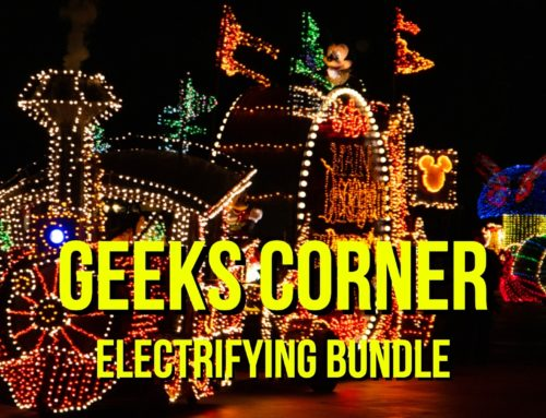 Electrifying Bundle – GEEKS CORNER – Episode 944 (#462)