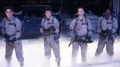 Fathom Events Brings the Blockbuster Comedy Ghostbusters Back to the Big Screen for Its 35th Anniversary